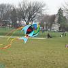 Fish kite.
