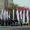 DC police kicking off the parade