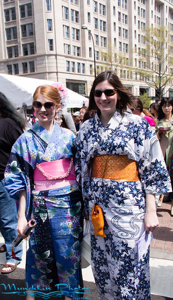 kimono wearers