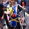 kingdom hearts cosplayer