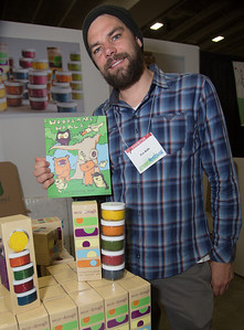 eco kids:      Kip Weeks, Portland, Me eco-kids® is a line of art supplies that gives children the tools to create using non-toxic, natural ingredients and environmentally friendly packaging.