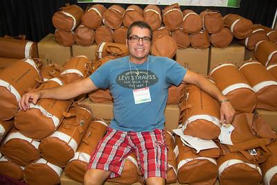 My Bamboo Pillow,  Euroshine USA, Inc,: Paul Zampieri, Brooksville Florida