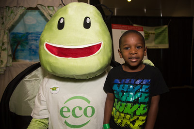 Eco Butterfly,  Caleb (age 5), Forestville, Md