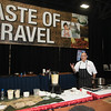 Chef Guillermo Pernot, Washington D.C. Travel and Adventure Show