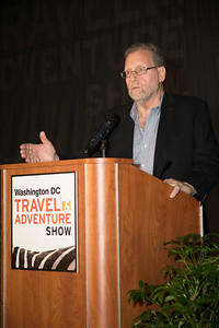 Peter Greenberg, Washington D.C. Travel and Adventure Show