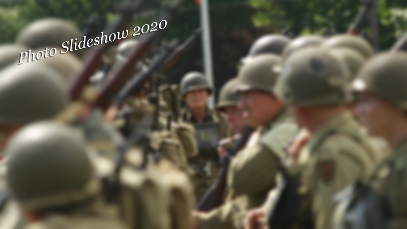 D-Day Conneaut Ohio Tribute Photo Slideshow 2010-2019