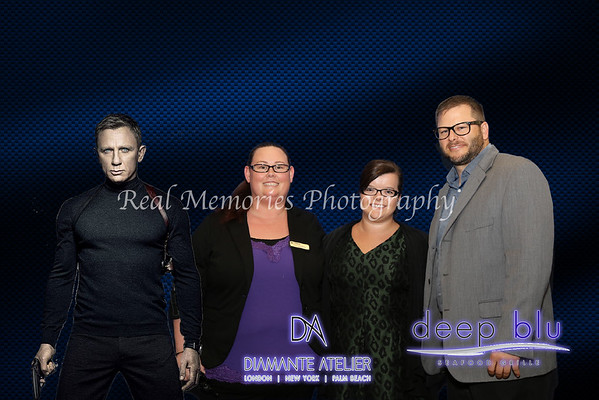DEEP BLU JAMES BOND EVENT