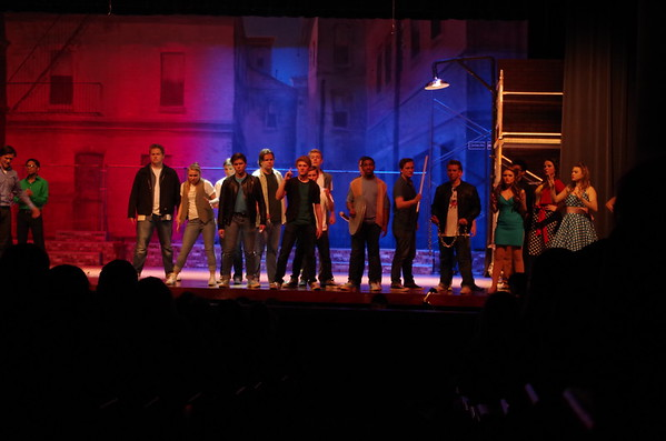 West Side Story Opening Night
