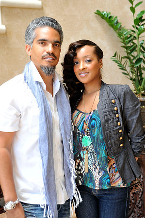 Birthday Bash was held for Director/Producer Ja'Caryous Johnson in the Hollywood Hills on May 26, 2012.  (Photo by Valerie Goodloe)