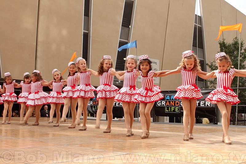 St. Louis' Dancing in the Street Festival 2011