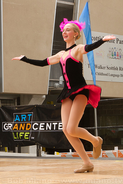 St. Louis' Dancing in the Street Festival 2011