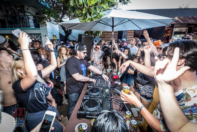 DJ Dials and 15Utah Present Poolside w/Shiba San