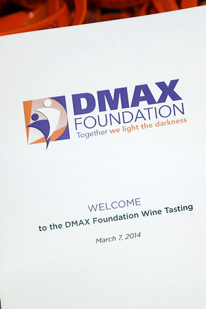 THE DMAX FUNDRAISER - MARCH 7, 2014