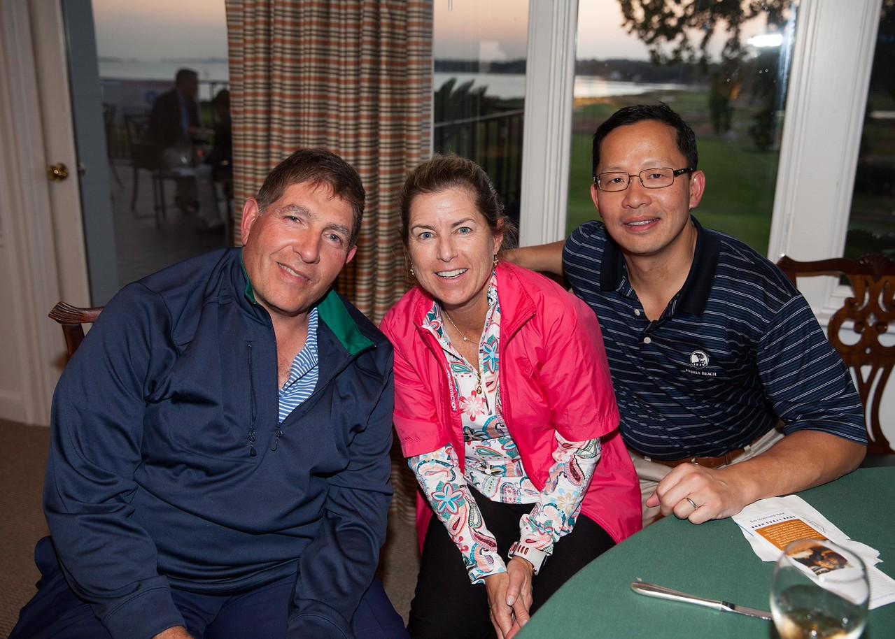 IMG_6325 Damian Maroun, Christine Sperry and Jan Ho