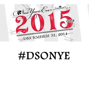#DSONYE