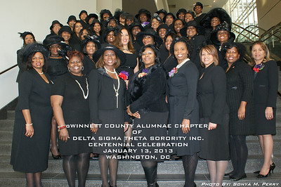 DST-GCAC Centennial Celebration, Washington, DC and New York, NY