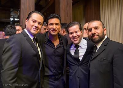 Mario Lopez' Tequila Launch - Casa Mexico Tequilla