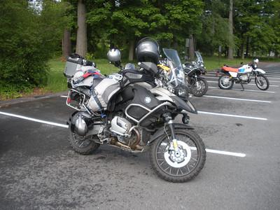 MAX BMW Dual Sport Ride Spring 2010