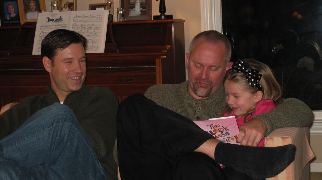 Josh, Chuck & Annika