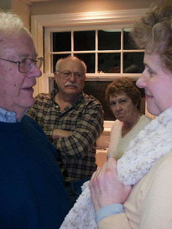 Uncle Cam, Uncle Bob, Shirley Howie, Betsy Howie