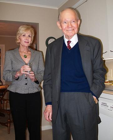 Alicia & John Cheek