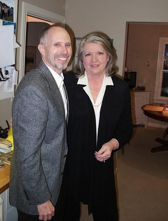 Randy Howie & Wendy Stock