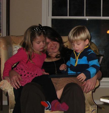 Annika, Sarah & Alex
