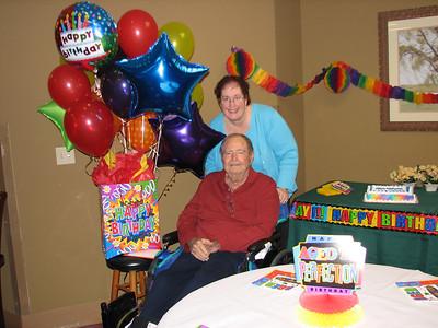 Daddy Bill's 75 Birthday