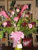 Flowers from Jo's PLCA friends