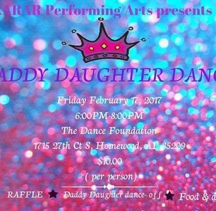 Daddy Daughter Dance 2017