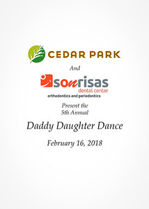 Daddy Daughter Dance Photographer