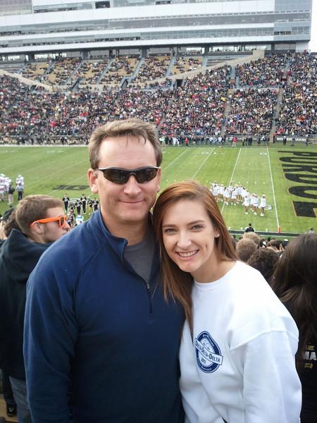 Dad's Day @ Purdue