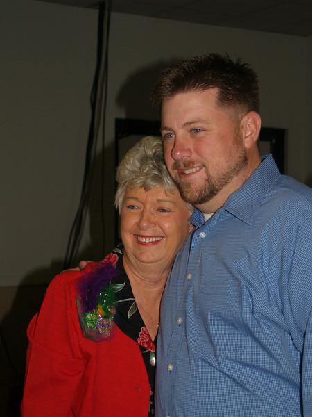 Aunt Libby and Leonard