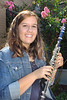 Emili Drozdowski, a D-B senior has been selected to perform with the Bands of America Honor Band in the 2013 Rose Parade. Photo by Ned Jilton II