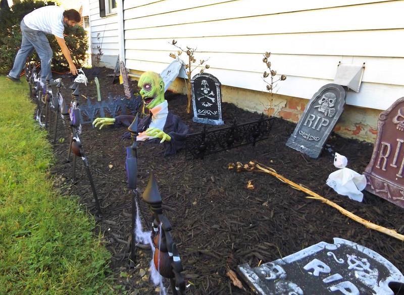 Halloween decorations 01