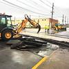 Railroad removal