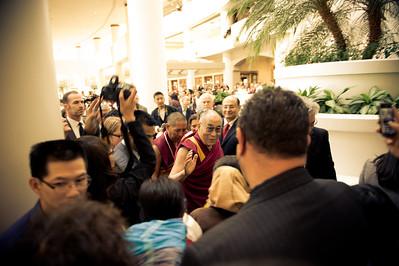Dalai Lama Day 1