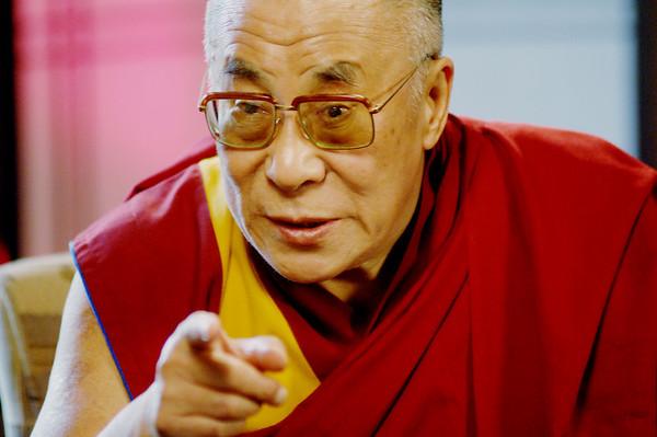 Dalai Lama visit to Ottawa 2007
