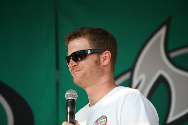 Dale Earnhardt Jr #88 Bristol TN August 25, 2011