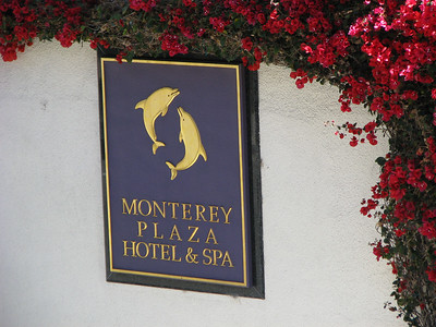 """Ahhhhh, yes...  The plane lands at Monterey Peninsula Airport, our luggage and supplies - along with our bodies - quickly transferred to the waiting Navigator, and a quick, painless, gentle ride into Monterey, California to my favorite """"Home-Away-From-Home"""" - The Monterey Plaza Hotel & Spa down on Cannery Row...  To each his own, but IMHO the Monterey Plaza is *THE* place to stay if you want to stay in town."""