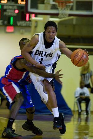 Defenders Basketball 1-27-08