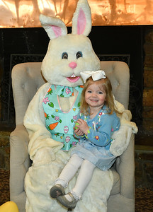 DGCC Easter Bunny 2018