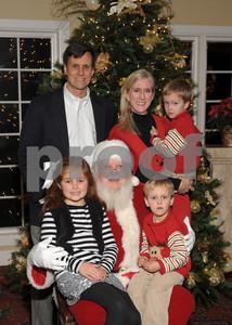 DGCC Santa Portraits 2011