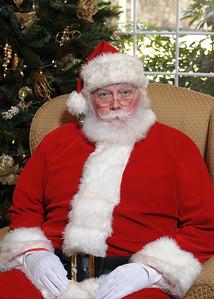 DGCC Santa Portraits 2012