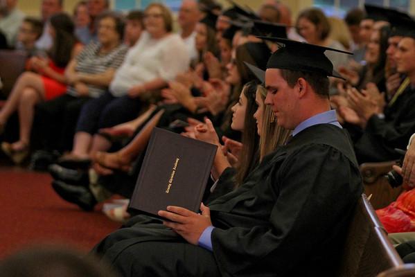 Dalton HS Graduation