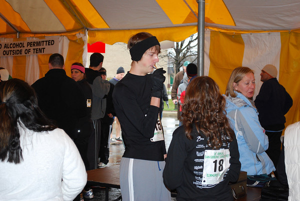 Dan Gibbons Turkey Trot 2009