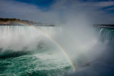 Dan and Dad to Niagara and Toronto