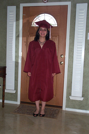 Dana HS Graduation