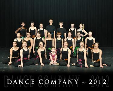 Dance Company - 2012
