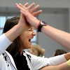 """Elaine Leass, of Boulder, left, laughs while dancing with Melanie Peddle, also of Boulder, on Saturday, Jan. 7, during Dance Days at the East Boulder  Community Center. For more photos and video of the event go to  <a href=""""http://www.dailycamera.com"""">http://www.dailycamera.com</a><br /> Jeremy Papasso/ Camera"""